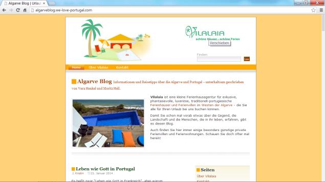 Algarve Blog