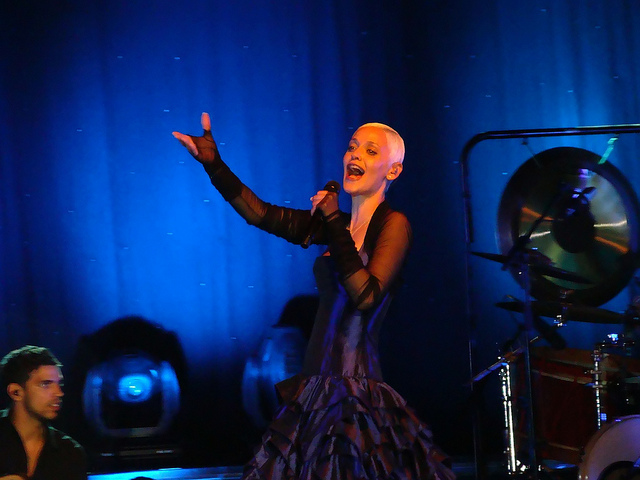 Mariza in Concert - copyright creative commons