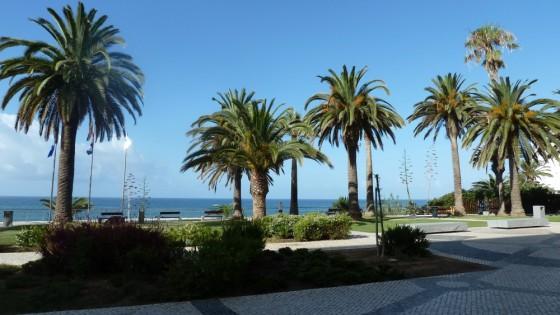 Armacao de Pera - Uferpromenade