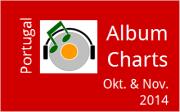 Titelbild Album Charts Oktober / November 2014