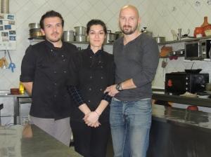 Restaurant-Team
