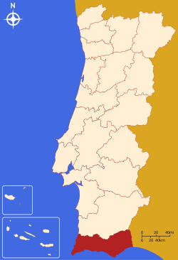 Wikimedia Commons: Algarve