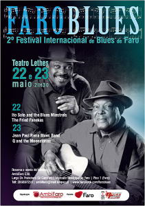 Bluesfestival Faro Mai 2015