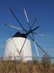 Mühle im Alentejo