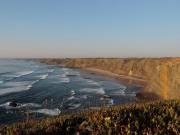 Verlockende Küste - bei Arrifana