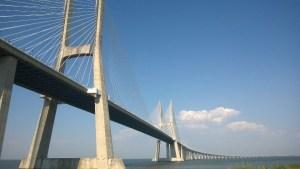 Vasco da Gama-Brücke