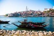 Douro in Porto