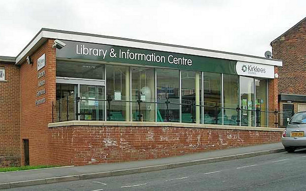 "Das ""Library and Information Centre"" in Bristall - Ort des Anschlags auf MP Jo Cox 