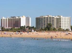Die Algarve-Küste bei Vilamoura | Copyright Creative Commons