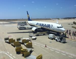 Ryanair-Jet