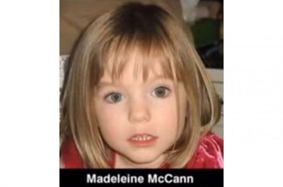 Madeleine McCann YouTube Video Screenshot