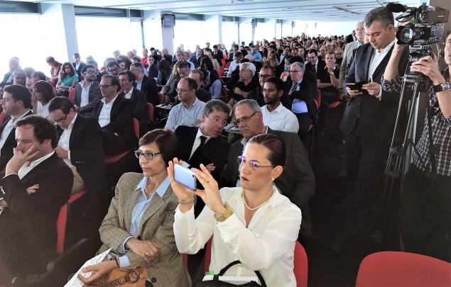 Starke Resonanz des Smart Region Summit 2017 der Algarve auf dem Autodromo Portimao