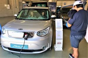 KIA war Aussteller auf dem Smart Region Summit 2017 der Algarve in Portimao