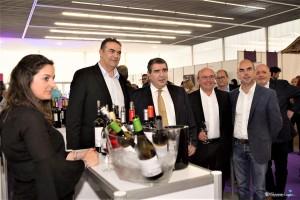 Weinstadt Lagoa richtet jährlich Wein-Show an der Algarve aus